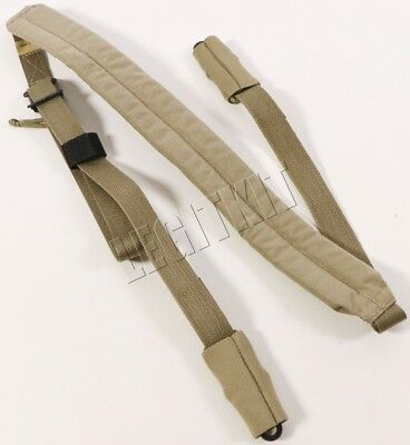 NEW London Bridge LBT-2500BZ Coyote Tan Ultra-Light Two-Point Padded Sling