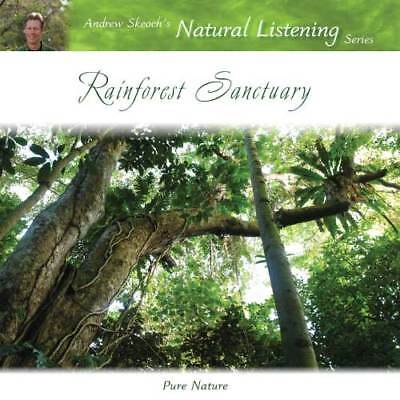 Rainforest Sanctuary By Andrew Skeoch (Cd)