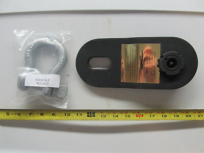 """Aircraft Tools snatch block and 3/4"""" shackle NEW!!!!"""