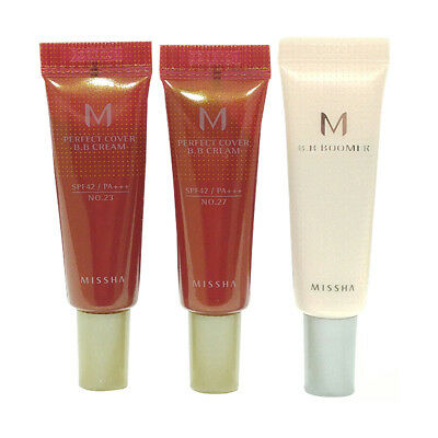 Missha M B.B Duo Trial Kit ( 10ml x 3ea )