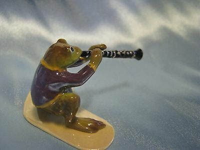 Hagen Renaker Clarinet Player Frog 3258 Figurine Miniature FREE SHIPPING NEW