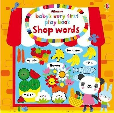 Baby's Very First Play Book Shop Words (Baby's Very First Books) by