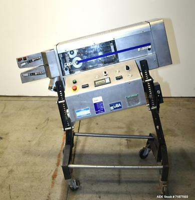 Used-BOSCH Doboy B-500M Horizontal mount, Validatable Band Sealer with trimmer.