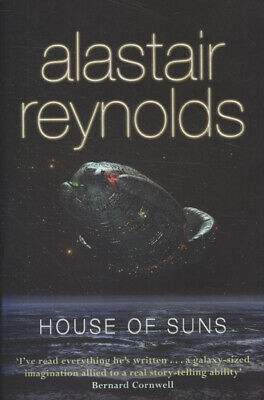 House of suns by Alastair Reynolds (Paperback)