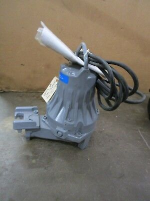 Flygt 3085.172-1420001 2.4Kw Submersible Sump Trash Grinder Pump 400/230V