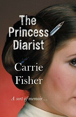 The Princess Diarist by Carrie Fisher Book The Cheap Fast Free Post