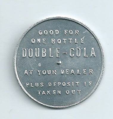 Double Cola Advertising Spinner