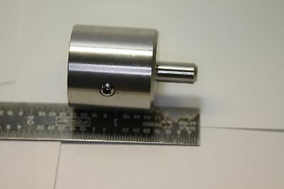 "Coupler # 502-33919-00 Stainless Steel .1/4"" X  15/32"""
