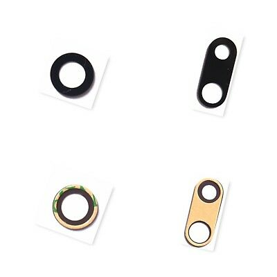 iPhone 8 / 8 Plus Rear Camera Glass Lens with Adhesive Sticker