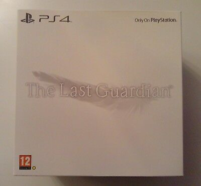 The Last Guardian™ Collector's Edition (PS4) New & Sealed