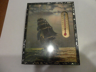 buchbinder brothers buick ship picture and thermometer