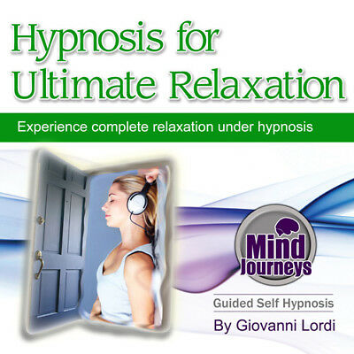 Hypnosis For Ultimate Relaxation (Cd) Giovanni Lordi