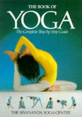 Book Of Yoga by Sivananda Paperback Book The Cheap Fast Free Post