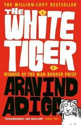 NEW The White Tiger By Aravind Adiga Paperback Free Shipping