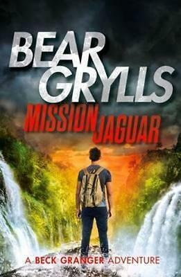 NEW Mission Jaguar By Bear Grylls Paperback Free Shipping