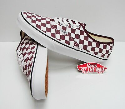 fa51f00a1f VANS AUTHENTIC CHECKERBOARD Port Royale VN0A2Z5IKZO Men s Size  7.5 ...