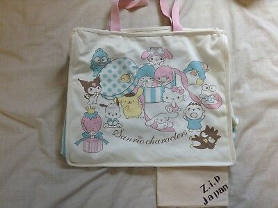 Sanrio Characters 2018 Lucky bag Limited Big shopping bag Purin cinnamon F/S NEW