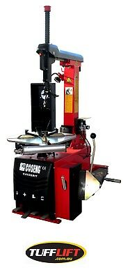 Tyre Changer with Inflation System and Toolbox C233GCIT Tufflift  Brand New