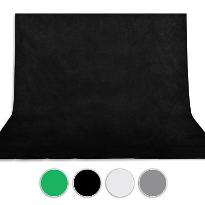6.8x5.2ft Photography Studio NonWoven Photo Backdrop Background Screen Color Opt