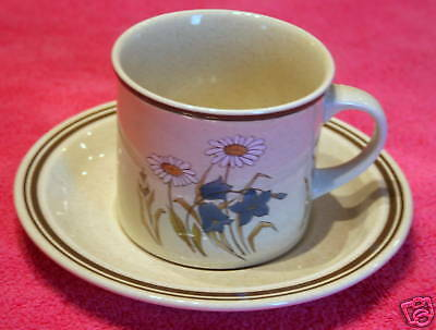 {SET OF 2} Royal Doulton (Hill Top) CUP & SAUCER SETS Exc (3 sets avail)