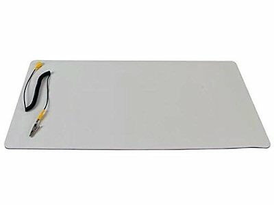 Velleman AS4 Anti-Static Mat with Ground Cable - Desktop static dissipative mat