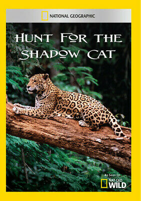 Hunt for the Shadow Cat [New DVD] Manufactured On Demand