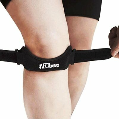 NEObracex Patella Tendon Strap Knee Pain Relief  Patella Stabilizer for Jumpers