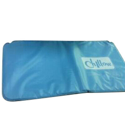 Chillow Cooling Pillow Relaxing Restful Sleep Natural Water Cool Gel Comfor Hot