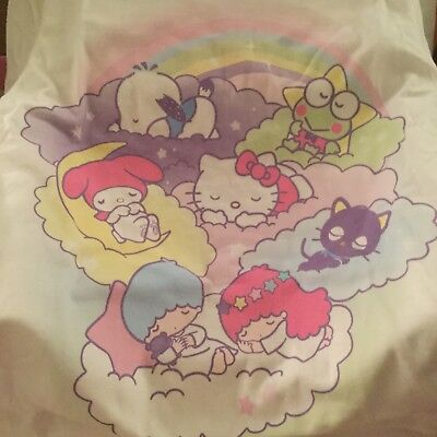 Sanrio x Loot Crate Exclusive Sweet Dreams T-Shirt XS Hello Kitty Chococat