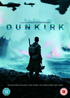 Dunkirk [2017] [DVD] - DVD  ILVG The Cheap Fast Free Post