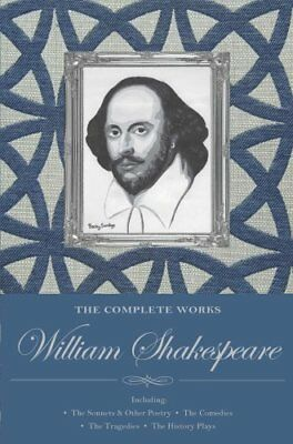 The Complete Works of William Shakespeare by William Shakespeare 9781853268953