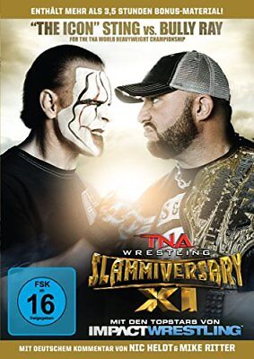 TNA - Slammiversary 2013 (DVD) - DVD  SCLN The Cheap Fast Free Post