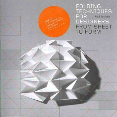 Folding Techniques for Designers: From Sheet to Form 9781856697217