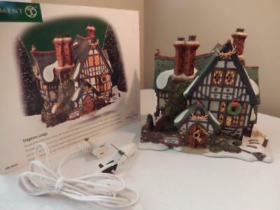 Department 56 Dickens Staghorn Lodge #56.58445 (Free Shipping)
