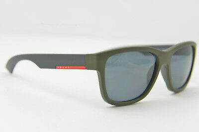 785961747d4 ... canada prada sports sps03q 57 17 ubw 5z1 145 3p polarized mens  sunglasses matte green 8fb55