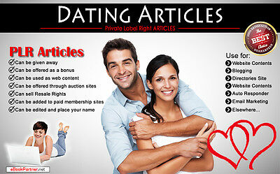 1000+ PLR Articles on Dating Niche Private Label Rights
