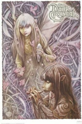 THE DARK CRYSTAL - CLASSIC MOVIE POSTER 24x36 - 3369