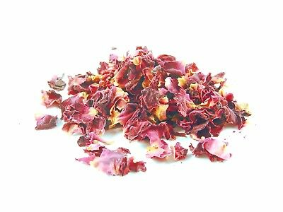 DRIED ROSE PETALS wedding conffetti fully biodegradable 200g