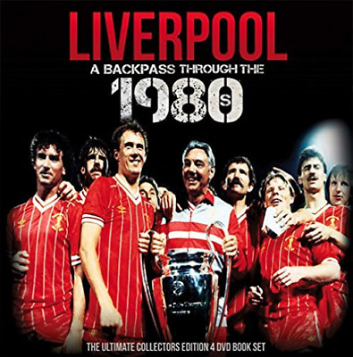 O`Neill Michael A-Liverpool A Backpass Through The 1980`S  BOOKH NEW
