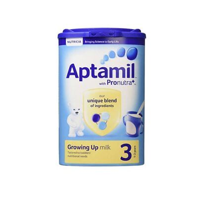 Aptamil with Pronutra+ Growing Up Milk 3 1-2 Years 900g 6 PACK