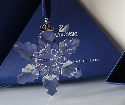 Swarovski Christmas Star 2000