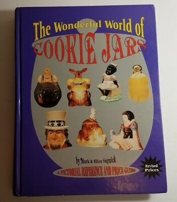 The Wonderful World of Cookie Jars by Mark & Ellen Supnick