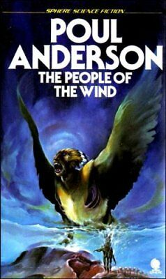 VINTAGE 1977 Paperback People of the Wind (Sphere science fiction) Anderson, Pou