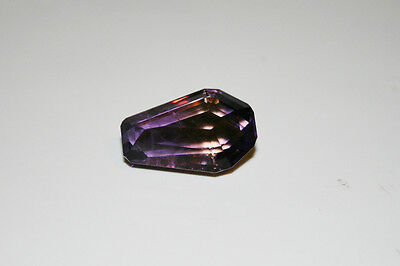 Large natural earth-mined Ametrine Gem..22 Carats