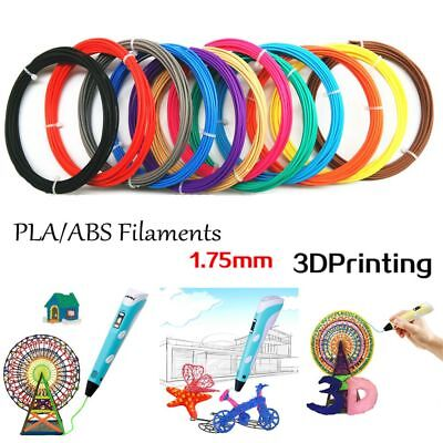 3D Printing Drawing Pen Crafting Modeling ABS/PLA Filaments Arts Printer Tool