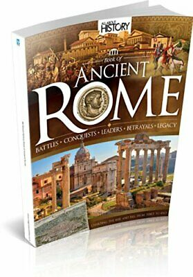 All About History: Book of Ancient Rome by Imagine Publishing Book The Cheap