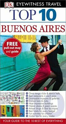 DK Eyewitness Top 10 Travel Guide: Buenos Aires by DK Travel Book The Cheap Fast
