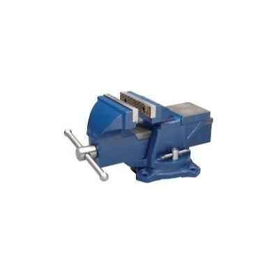 "WILTON 11104 - 4"" Jaw Bench Vise with Swivel Base"