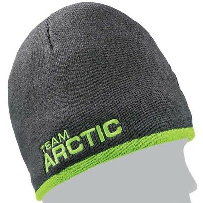 Arctic Cat Youth Team Arctic Race 100% Acrylic Beanie - Black Green - 5279-565