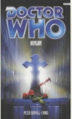 Doctor Who: Asylum by Darvill-Evans, Peter Paperback Book The Cheap Fast Free